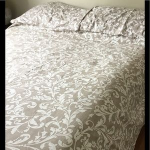 COPY - IKEA double Duvet Cover with shams
